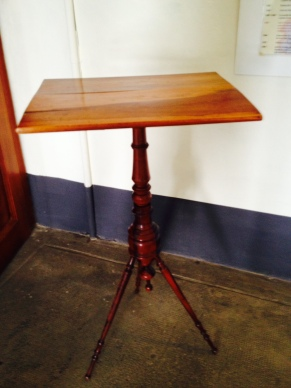 4. Antique writing table