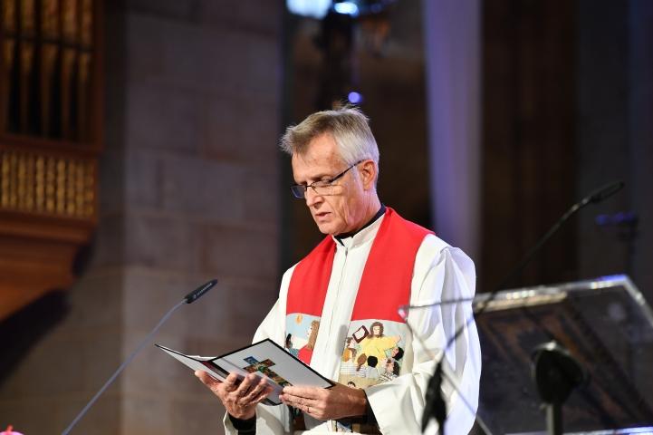 Reverend Martin Junge