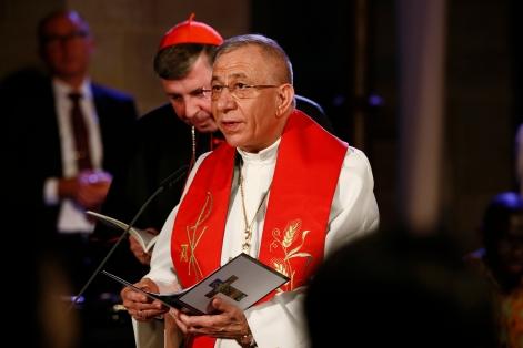 Bishop Munib Younan, President of the Lutheran World Federation