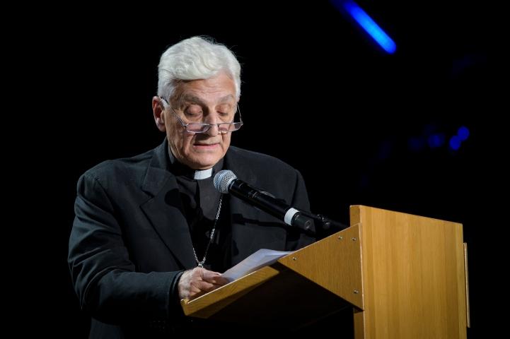 Antoine Audo, Bishop of Aleppo, Syria.